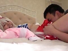 Babe, Bedroom, Blonde, Cosplay, Cum On Tits, Cumshot, Cute, Ethnic, Hairy, HD,
