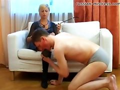 BDSM, Dick, Femdom, Fetish, Foot Fetish, High Heels, Mistress, Russian, Submissive, Trampling,