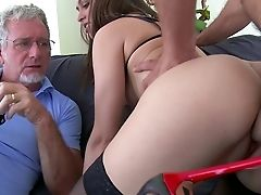 Adorable, Ass, Babe, Beauty, Bedroom, Blowjob, Close Up, Cuckold, Doggystyle, Hardcore,