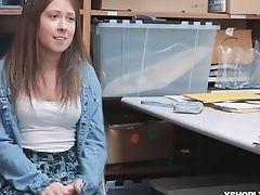 Blonde, Group Sex, Hardcore, Office, Pornstar, Stranger,
