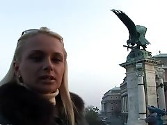 Anal Sex, Blonde, HD, Ivana Sugar, Outdoor, Teen, Ukrainian,