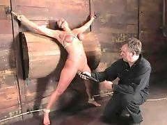 BDSM, Bondage, Charlee Chase, Charley Chase, Hardcore, Hogtied,