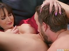 Couple, Cum, Cum In Mouth, Cum Swallowing, Cumshot, Cunnilingus, Facial, Hardcore, Long Hair, Pornstar,