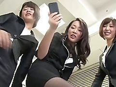 Clothed Sex, Erotic, Fetish, Foot Fetish, Footjob, Foursome, Group Sex, Hardcore, Japanese, Office,