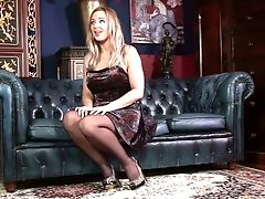 Ass, Beauty, Big Tits, Blonde, Bold, Boots, Curvy, Cute, Examination, Exhibitionist,