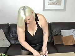 Ass, Big Tits, Curvy, Cute, Dildo, Granny, Kissing, Lesbian, Masturbation, Old And Young,