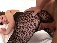 Babe, Big Tits, Blowjob, Hardcore, Horny, Pantyhose, Pretty,