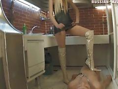 Femdom, Mistress, Russian,
