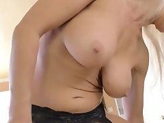 Ass, Big Tits, Blonde, Blowjob, Bold, Boots, Cowgirl, Cum Swallowing, Cumshot, Fuckdoll,