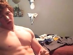 Amateur, Boy, Freckled, Hunk, Masturbation, Mature, Muscular,