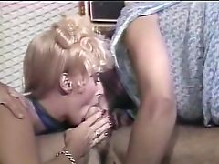 Anal Sex, Boobless, Cunnilingus, Deepthroat, Erotic, First Timer, Janey Robbins, Little Oral Annie, Ron Jeremy, Stockings,