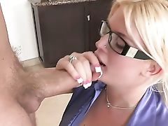 Ass, Big Ass, Big Nipples, Big Tits, Blonde, Bold, Boots, Booty Shaking, Facial, Hairy,