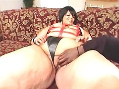 BBW, Farrah Foxx, Hunk, Seduction,