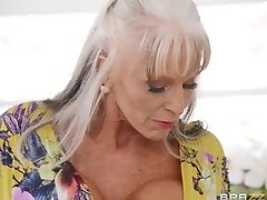 Big Tits, Blonde, Captive, Couple, Cum, Cum On Tits, Cumshot, Facial, Fake Tits, Granny,