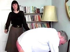 BDSM, British, Caning, Femdom, Master, Spanking,