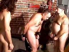Anal Sex, Big Cock, Blowjob, Hairy, Leather, Rimming,