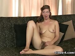 Audition, Babe, Boobless, Hairy, MILF, Pornstar, Redhead, Solo,