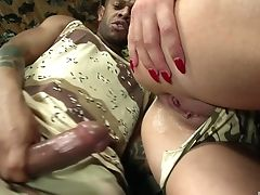 Ass, Big Black Cock, Big Cock, Black, Blonde, Blowjob, Couple, Cowgirl, Cute, Doggystyle,