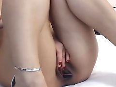 Amateur, Babe, High Heels, Masturbation, Moaning, Model, Pussy, Solo, Webcam,