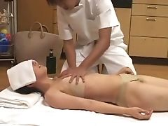 Couple, Ethnic, Japanese, Massage,