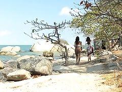 Babe, Beach, Black, Bold, Boobless, Cute, Ethnic, HD, Interracial, Lesbian,