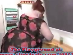 BBW, Cartoon, Kitchen, Webcam,