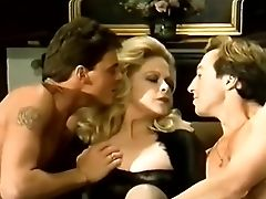 Blonde, Blowjob, Classic, Cumshot, German, Karin Schubert, Retro, Vintage,