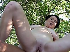 Beach, Granny, Mature, Nudist, Wild,