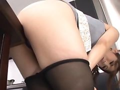 Blowjob, Cumshot, Ethnic, Gangbang, Handjob, Hardcore, Insertion, Kitchen, Pantyhose, Thong,