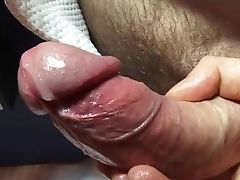 Cumshot, Dick, Handjob, Huge Cock, Hunk, Jerking, Massage,