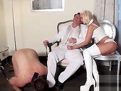 Amateur, Ballbusting, BDSM, Boots, Cuckold, Facesitting, Femdom, Fetish, HD, Licking,