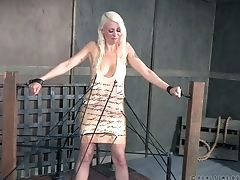 BDSM, Bondage, Leather, Lorelei Lee, Rough,