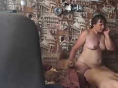 Big Tits, Cumshot, Russian,