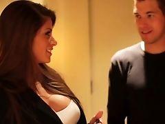 American, Babe, Beauty, Bedroom, Big Tits, Brunette, Cute, Girlfriend, Gorgeous, Hardcore,