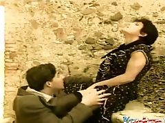 Anal Sex, Blowjob, Clothed Sex, Couple, Doggystyle, Greek, Hardcore, Horny, Nylon, Oral Sex,