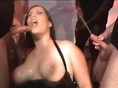 All Holes, Bizarre, Fetish, Gangbang, Golden Shower, HD, Pissing, Ugly,
