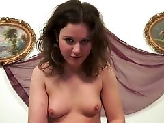 Brunette, Hairy, POV, Rough, Slut,