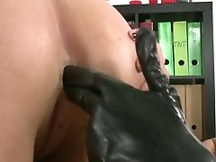 Ass Fucking, Beauty, Cute, Horny, Lesbian, Office, Rough, Sex Toys, Sexy, Slut,