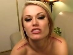 Ash Hollywood, Blonde, Cute, Jerking, Joi, POV, Sexy,
