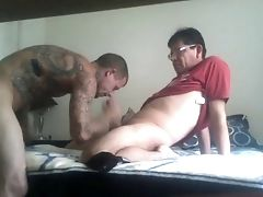 Amateur, Bareback, Big Cock, Old And Young,