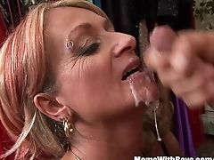 Boyfriend, Changing Room, Cumshot, Granny, Mature, MILF, Old, Old And Young, Young,