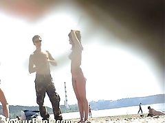Amateur, Beach, Beauty, Mature, Nudist,