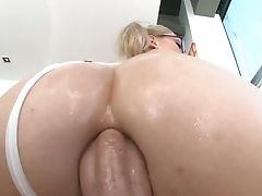 Anal Sex, Ass, Ass Fucking, Big Cock, Blonde, Blowjob, Cowgirl, Cum Swallowing, Cumshot, Deepthroat,